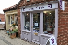 Gather 'n' Sew, Bourne