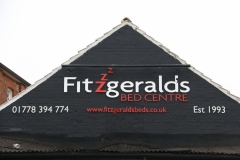 Fitzgeralds Bed Centre, Bourne