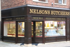 Nelsons Butchers, Bourne