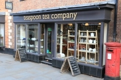 Teaspoon Tea Company, Grantham