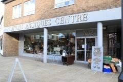 Notions Antiques Centre, Grantham