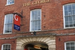 The George Centre, Grantham