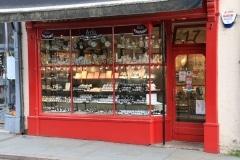 Shop front, Grantham