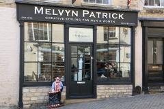 Melvyn Patrick, Stamford