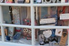 Shop window, The Deepings