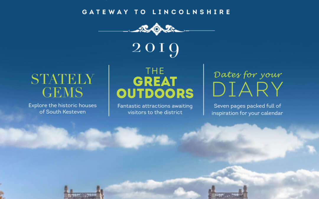 Discover South Kesteven Visitor Guide Launches for 2019