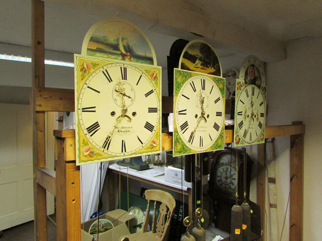 Loomes clocks