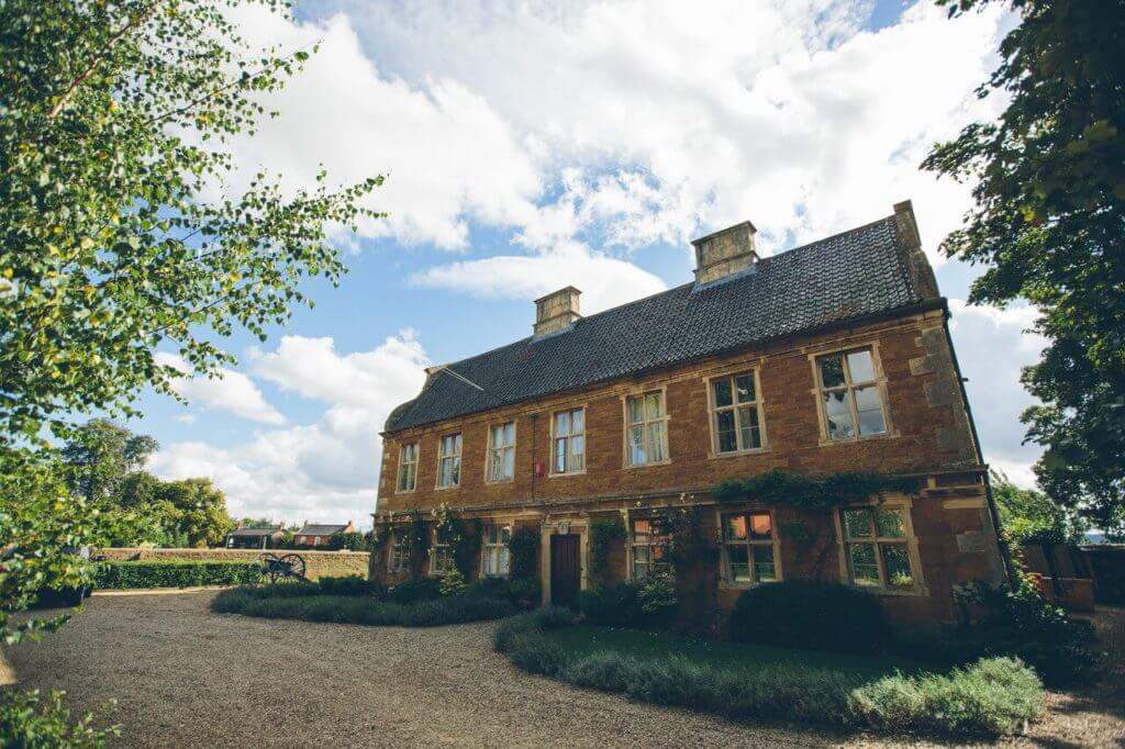 Allington Manor exterior