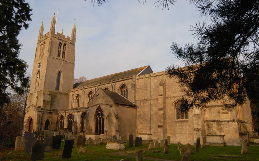 Bourne Abbey Church