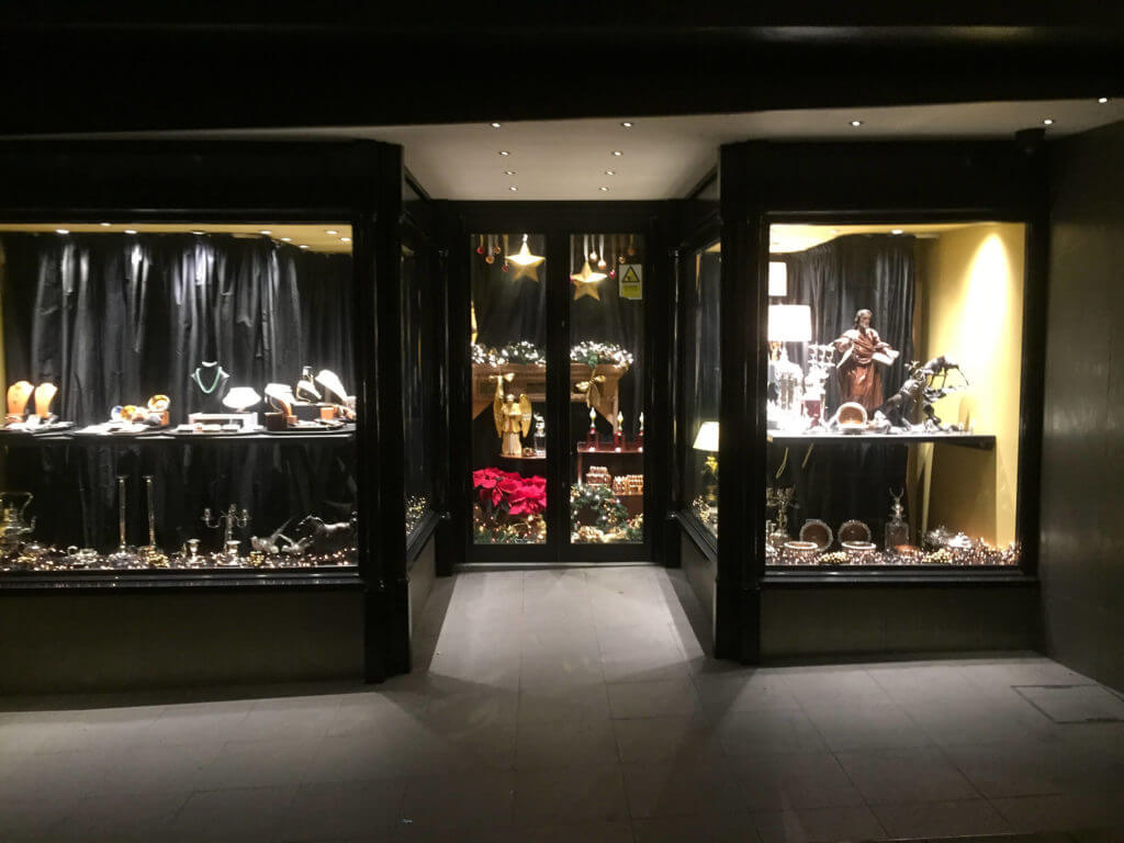 Dawson Shop Front
