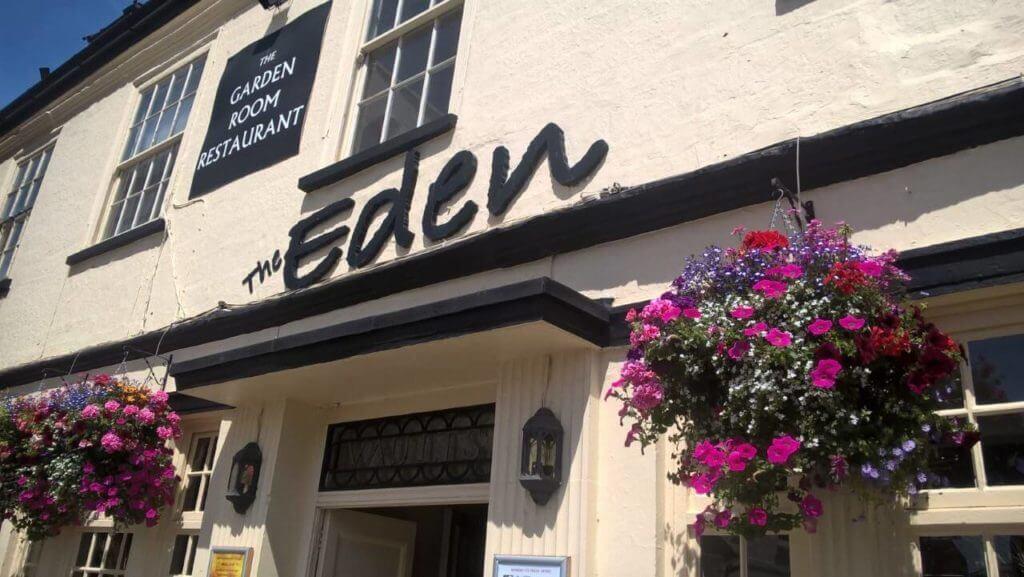 Eden Wine Bar exterior