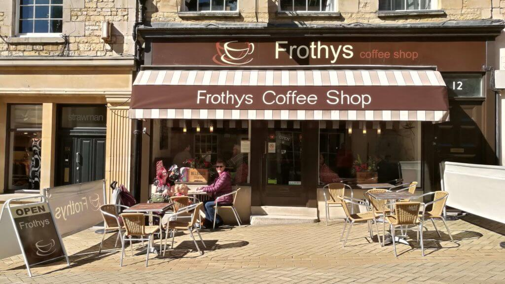 Frothy's Coffee Shop