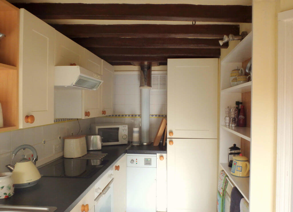 Granary Cottage Kitchen