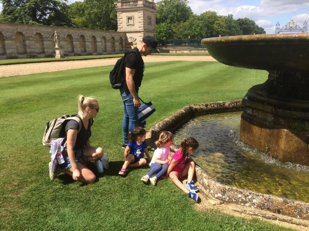 Grimsthorpe family shot