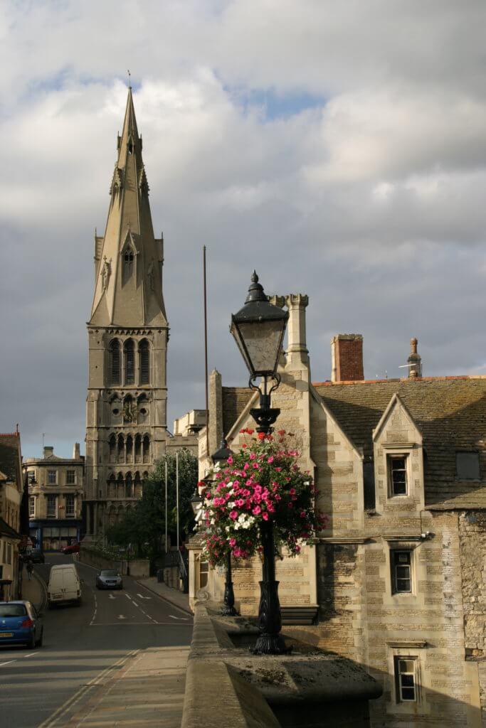 Stamford view