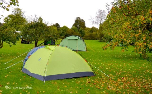 Low Farm Park camping