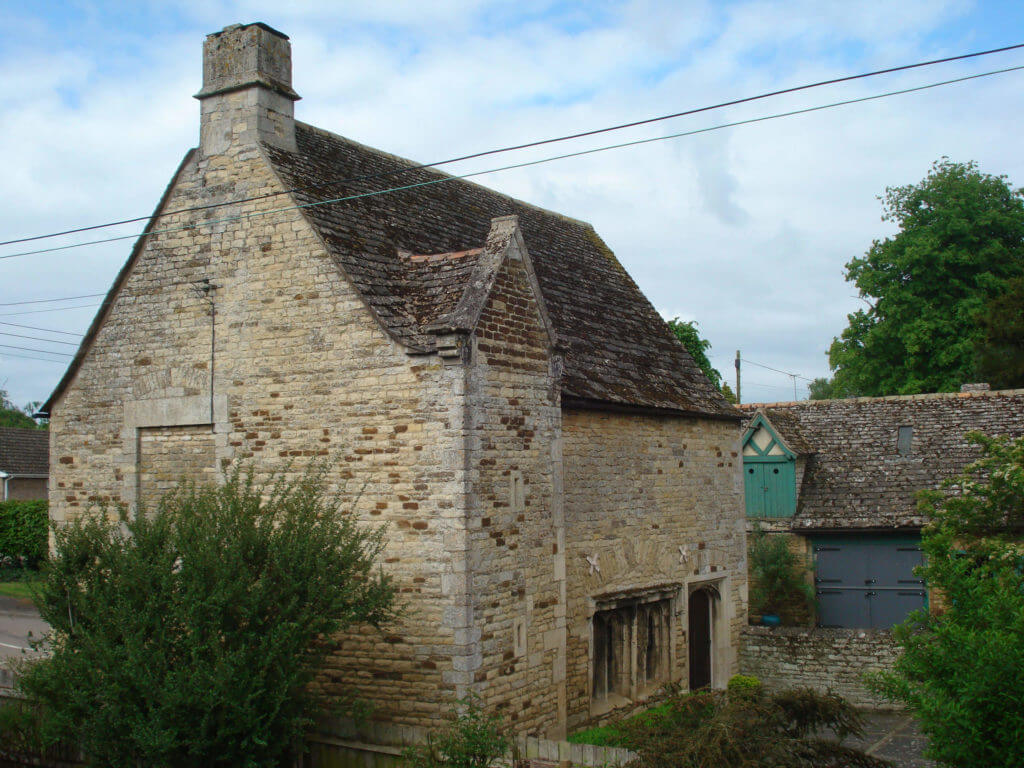 Priest's House exterior