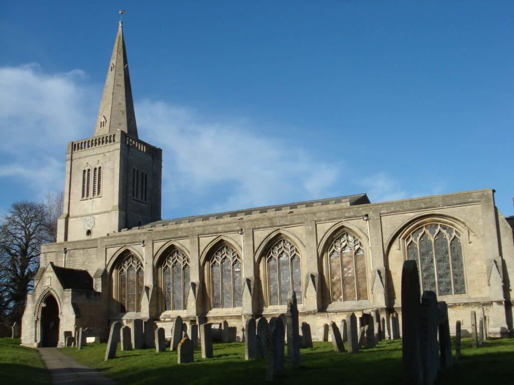 Priory Church, Deeping St James