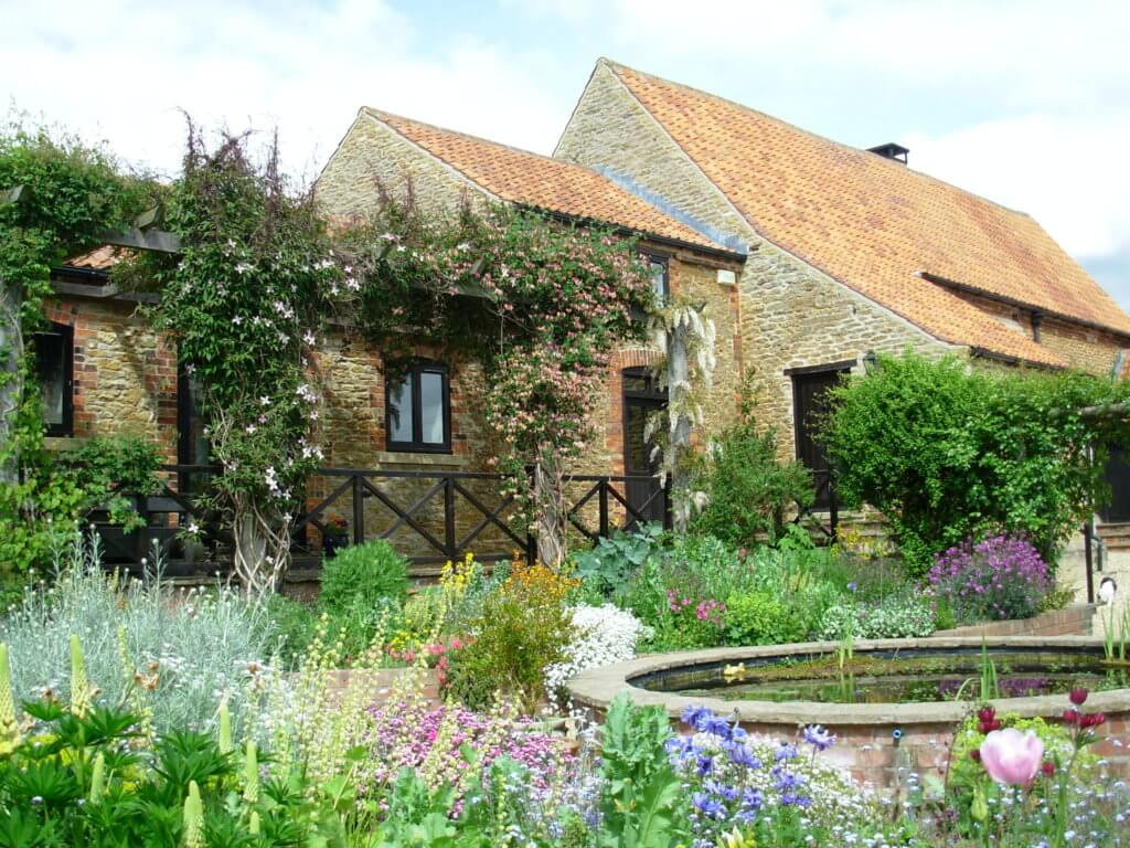 The Barn, Folkingham exterior