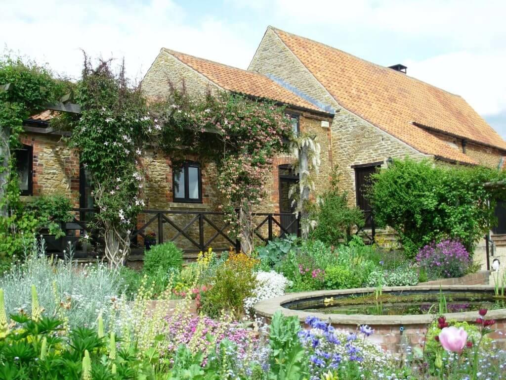 The Barn, Folkingham exterior