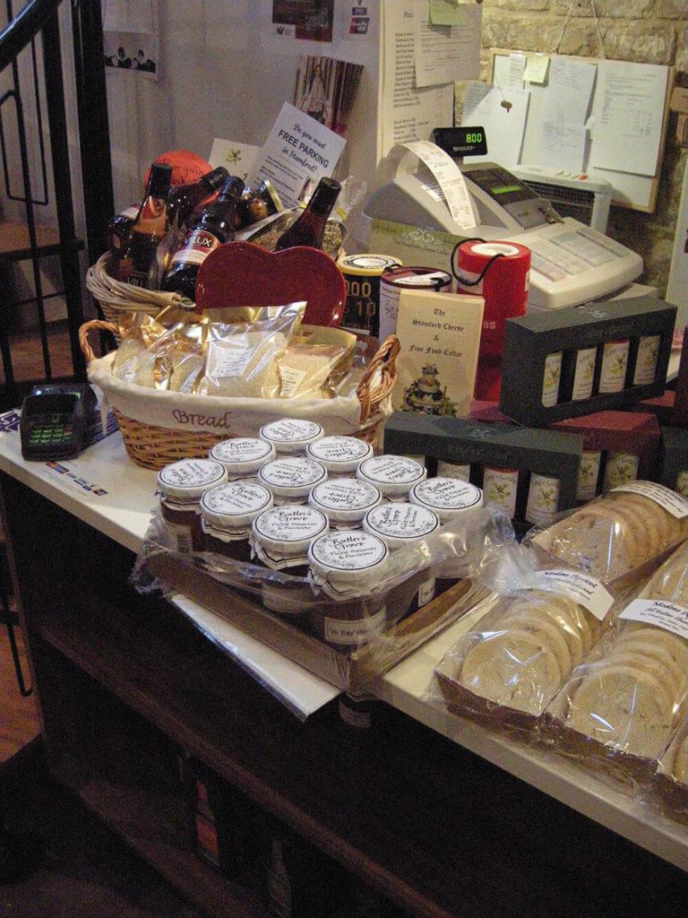 Cheese Cellar Stamford