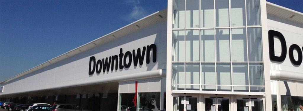 Downtown exterior