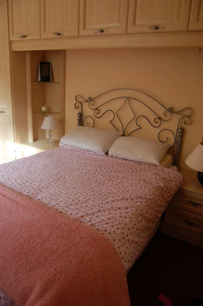 Garden House bedroom