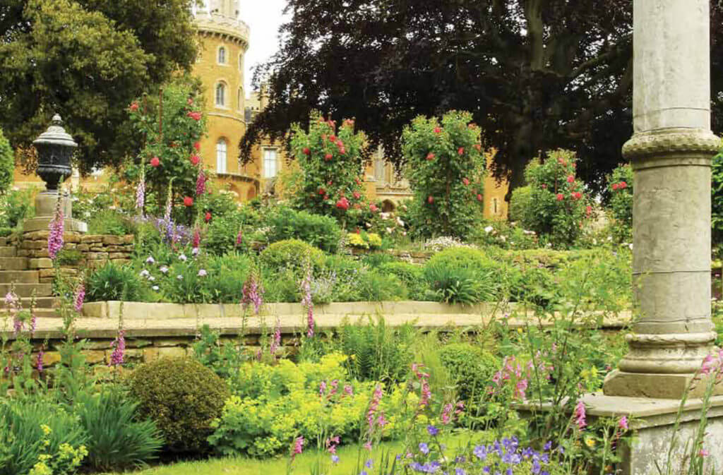 Belvoir Castle Gardens