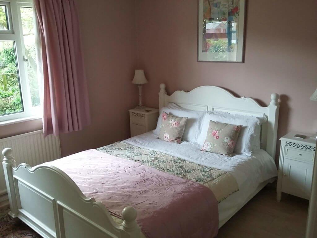 Magnolia House bedroom