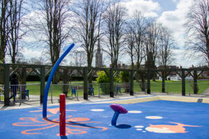Wyndham Park - Paddling pool - water play facilityweb
