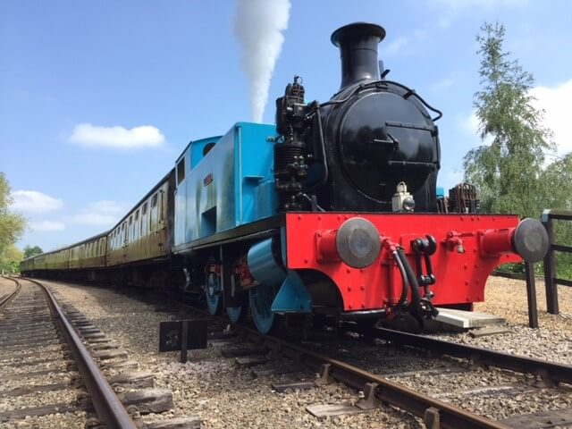 Nene Valley Railway plain Thomas