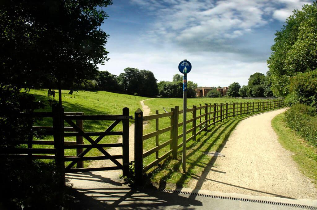 Riverside Walk, Wyndham Park