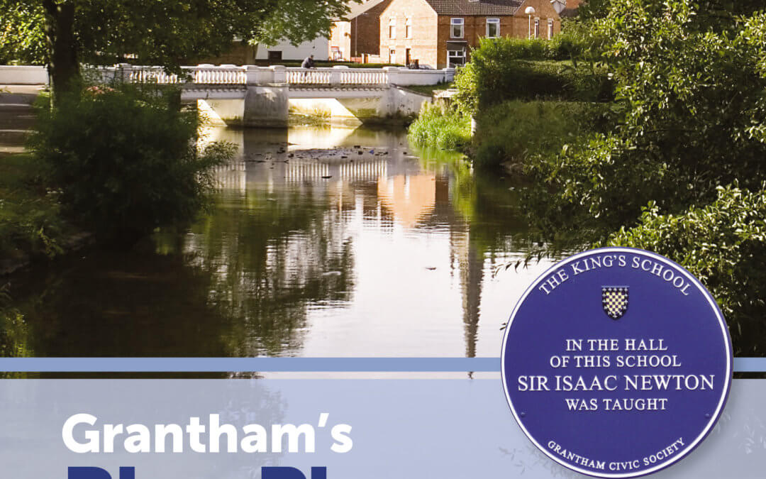 New Blue Plaque Guide Honours Grantham's Finest