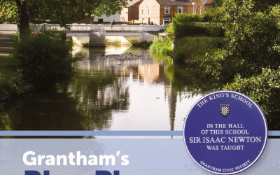 New Blue Plaque Guide Honours Grantham's Finest