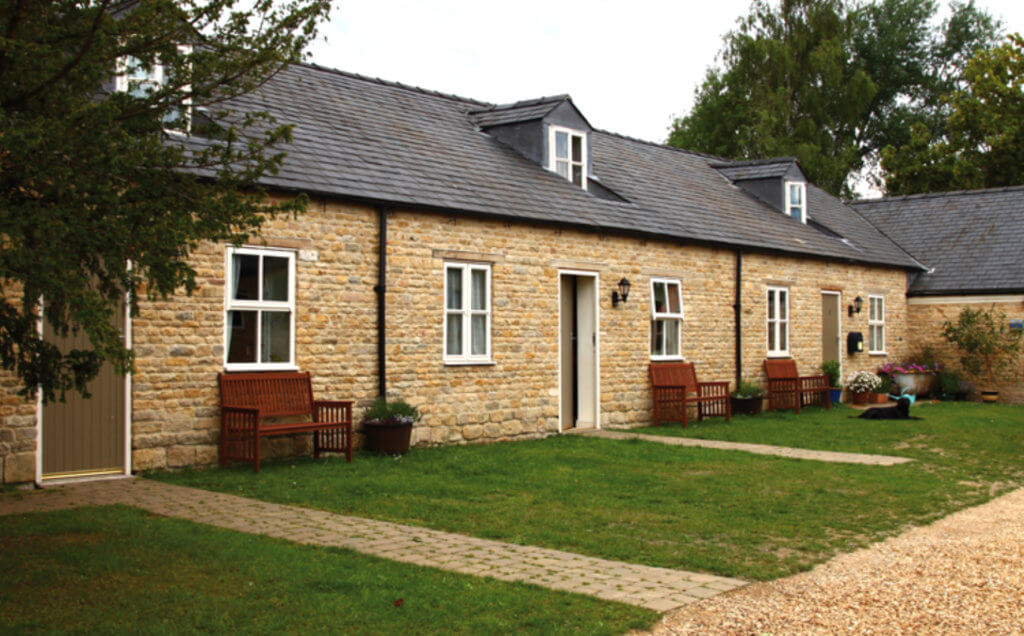 The Lily Pad cottages, Nassington