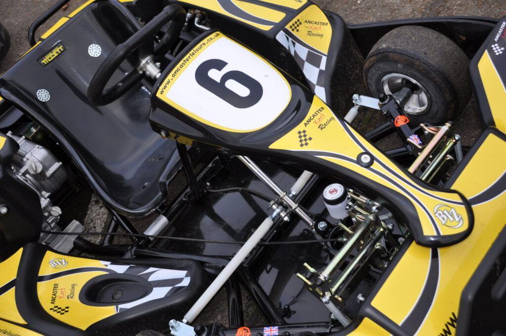 Ancaster Leisure go kart motor