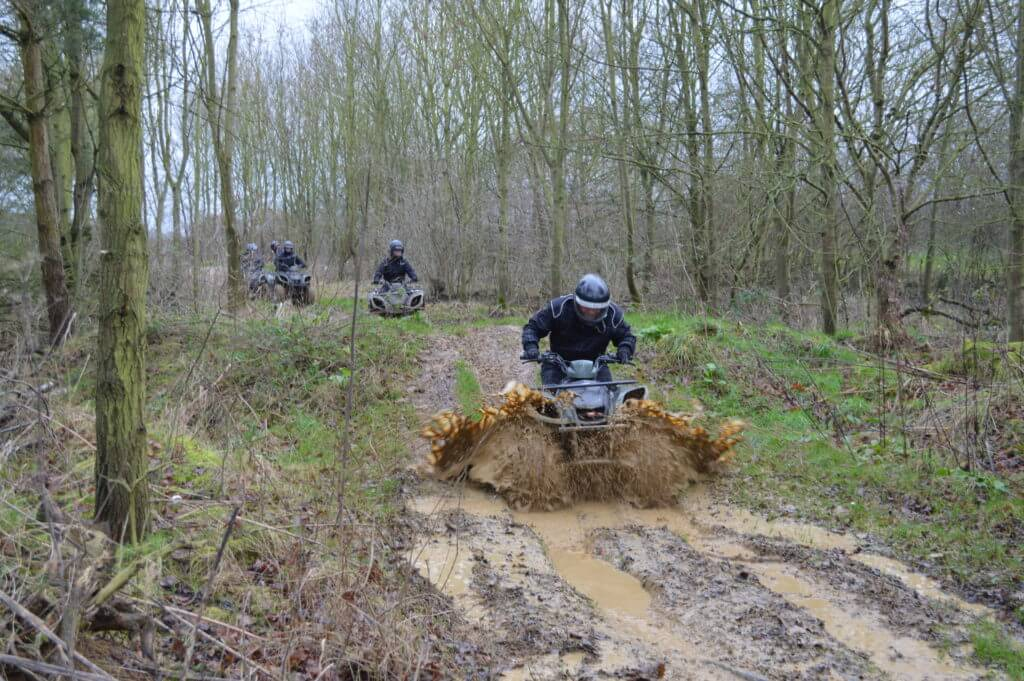 Ancaster Leisure quad biking