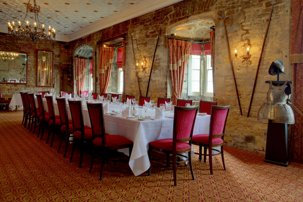 Angel & Royal King's Room restaurant