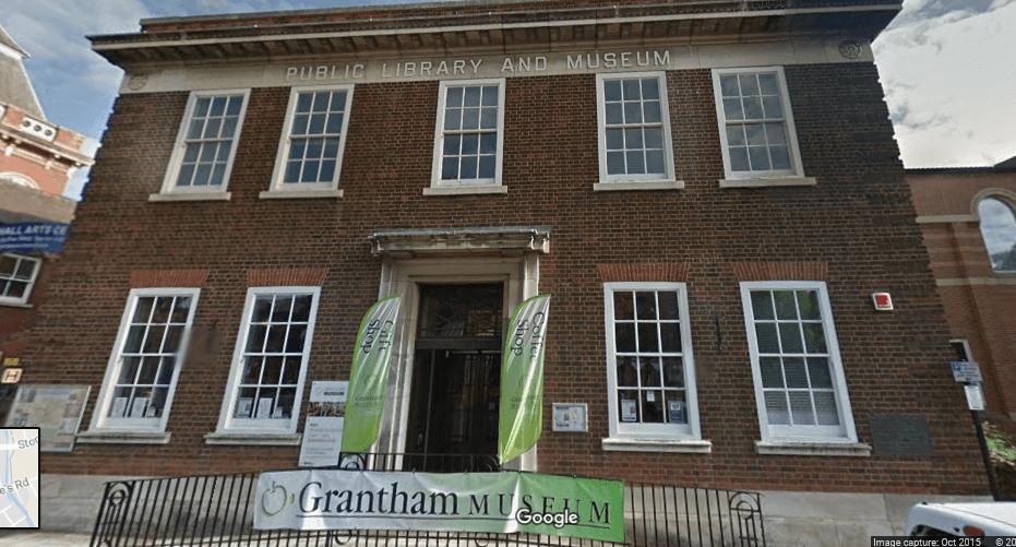 Grantham Museum best exterior