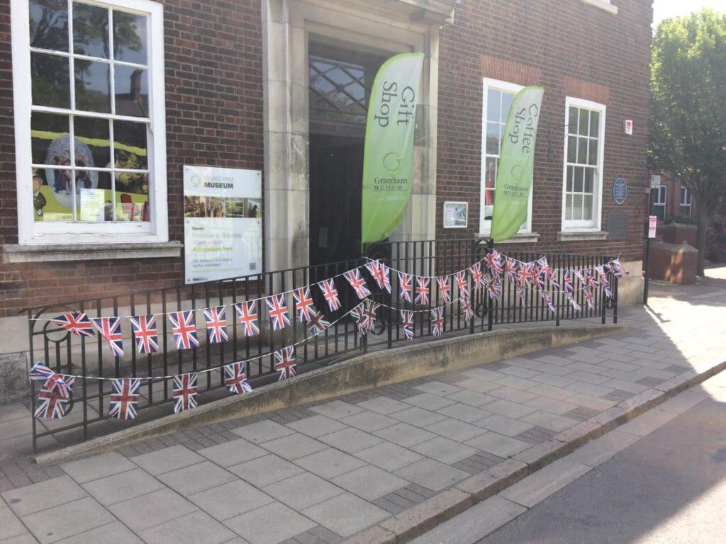 Grantham Museum exterior
