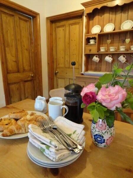 Fulbeck Gardens Cottage kitchen