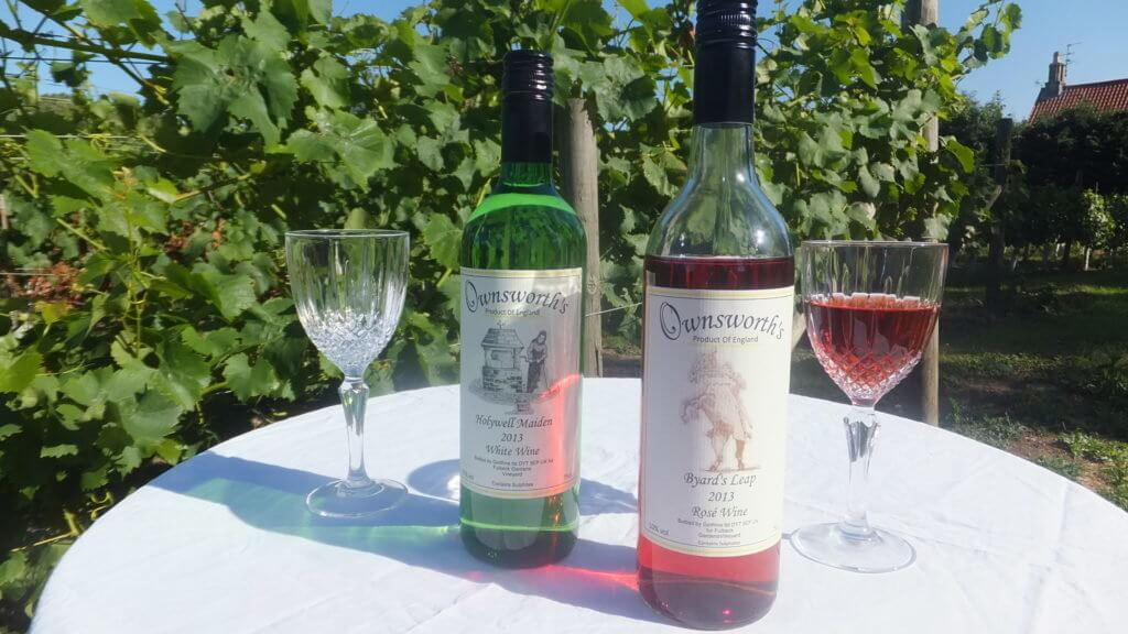 Ownsworths wines