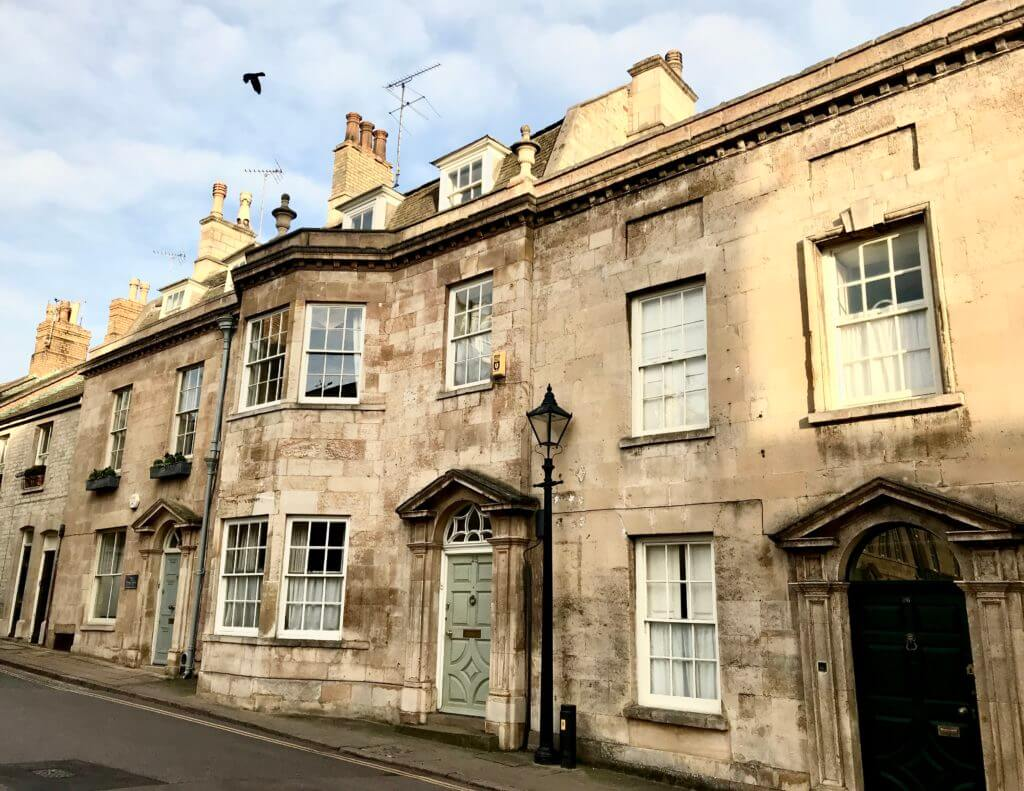 Stamford Sights & Secrets Tours St Georges Sq.