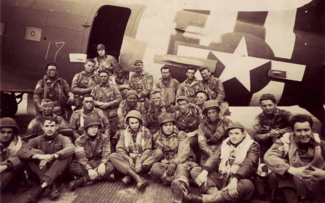North Witham aircrew and paratroops image (002)