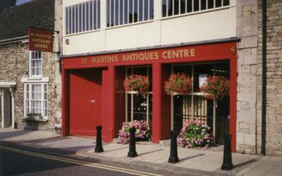 St. Martin's Antiques Centre