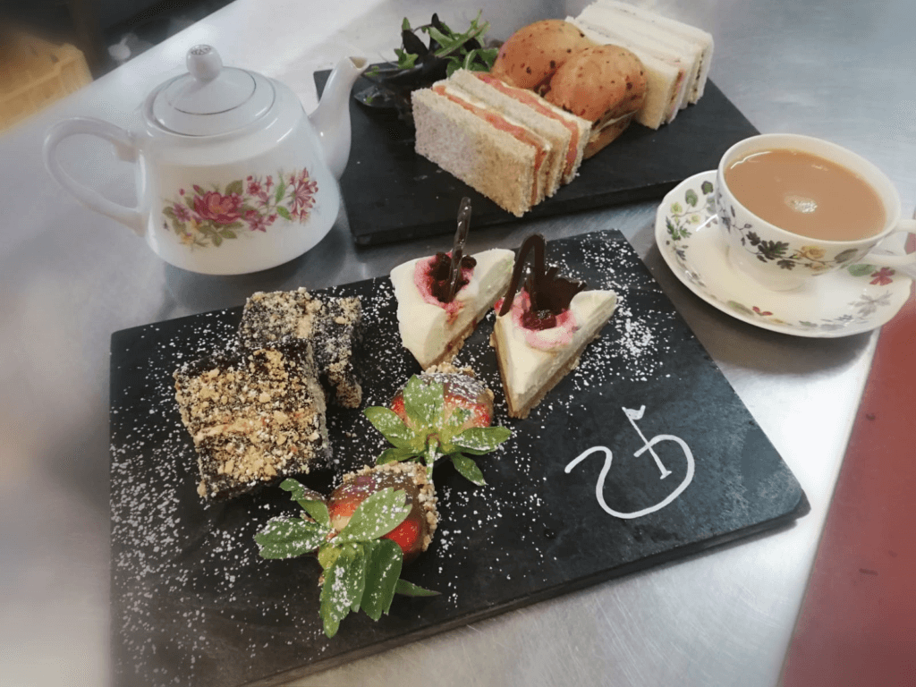 Toft Country House Hotel - a beaitiful place for proper afternoon tea