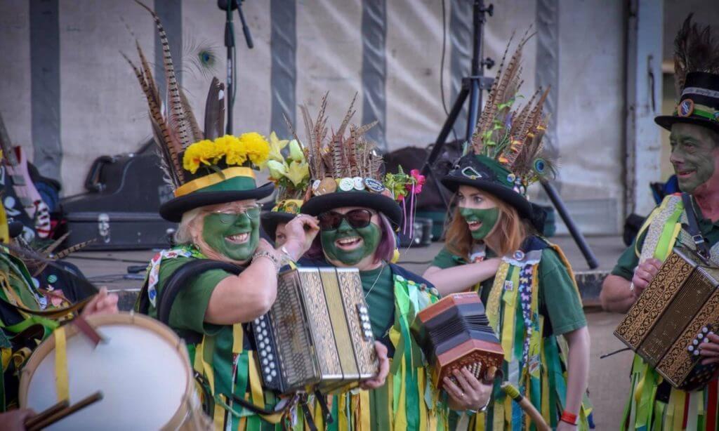 Bowthorpe Oak festival