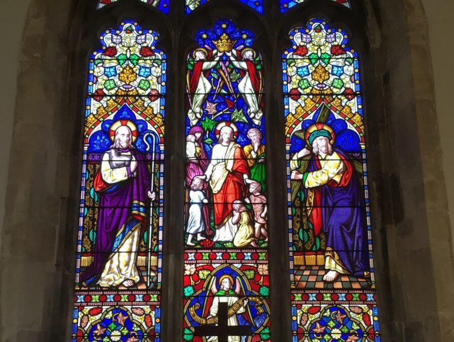 Church of St John the Evangelist, Corby Glen