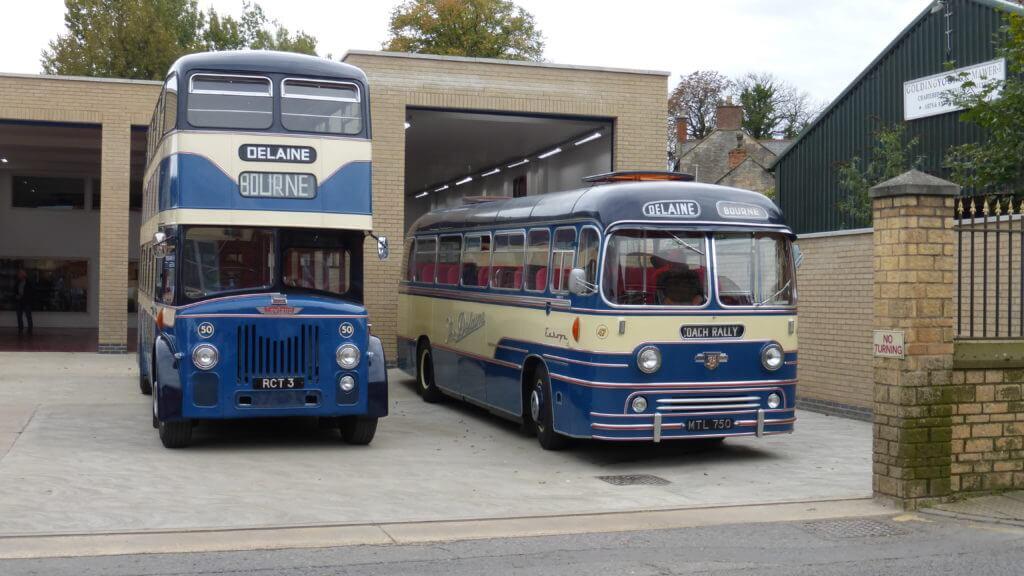 Delaine Bus Museum