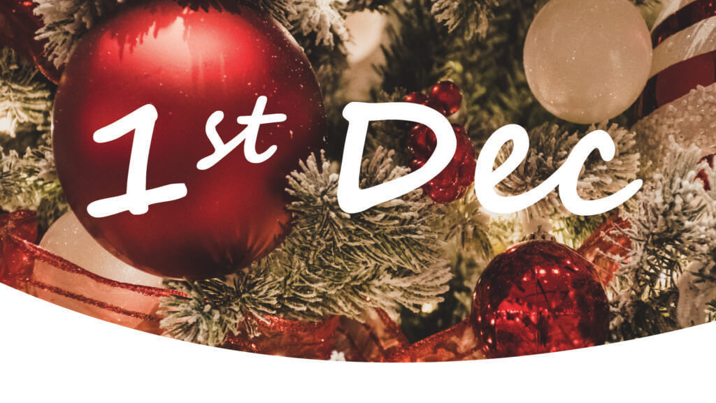 December 1st